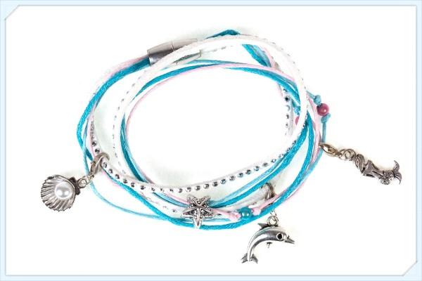 Die Klunkerdose Meerjungfrau-Armband