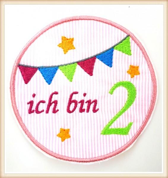 "Applikation ""Geburtstagszahlen 2"""